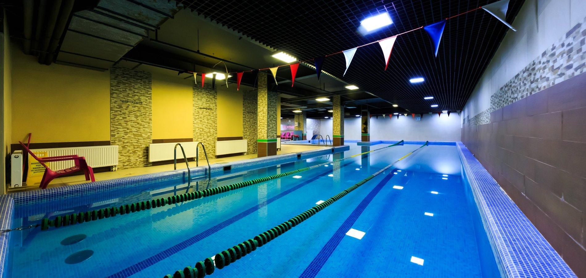 Фитнес клубы москвы с бассейном щелковская афиша в ночных клубах самары